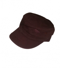 Brown Conductor Hat