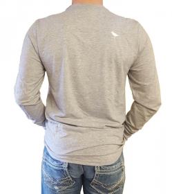 Heather Gray Long Sleeve