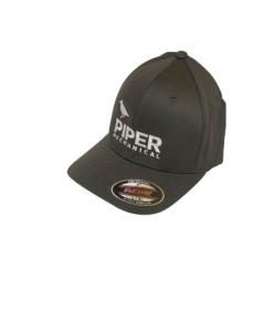 Gray Piper Flex-fit Hat