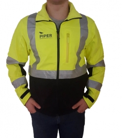 Safety Green Work Jacket